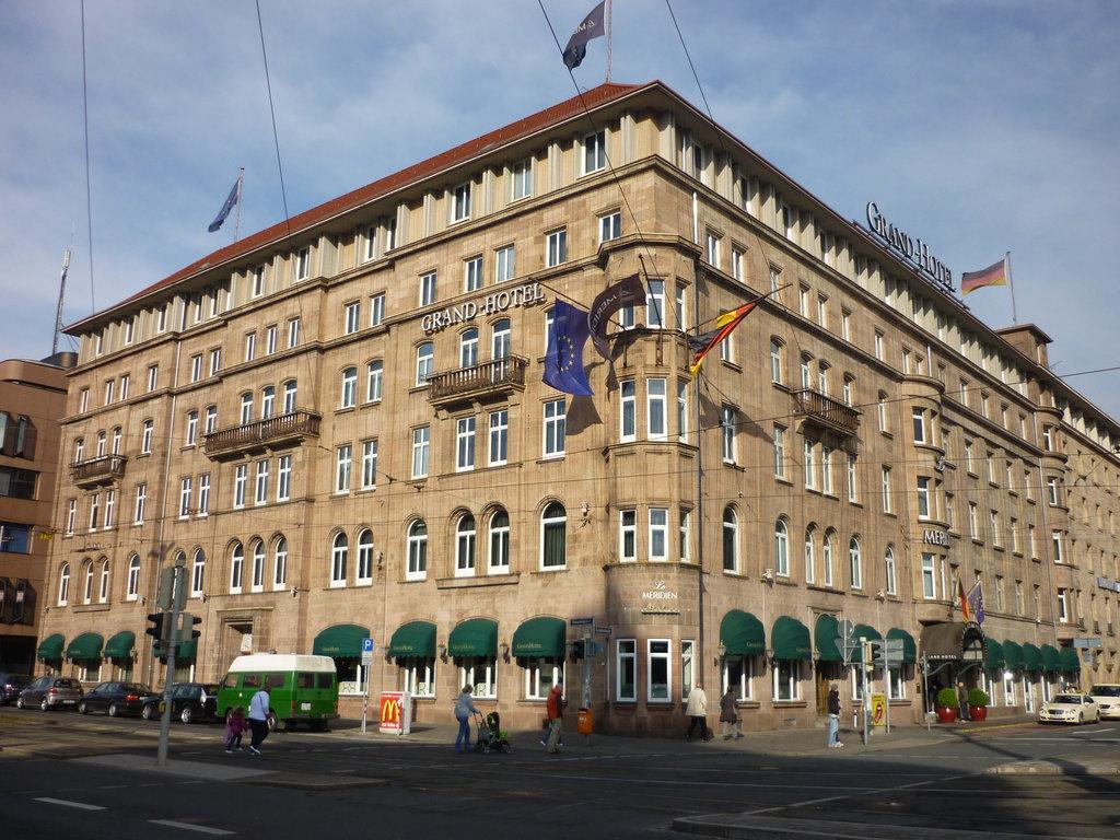 Le Méridien Grand Hotel Nuremberg | Hotel Upgrades ...