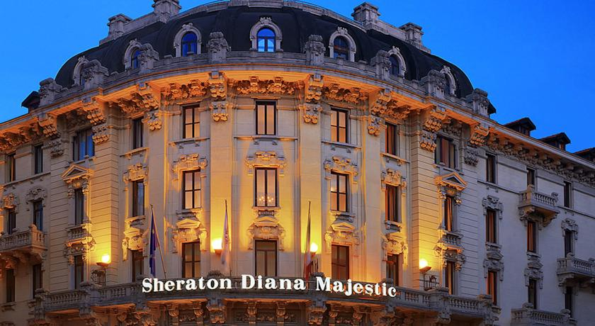 Sheraton Style Furniture Sheraton Diana Majestic, Milan | Hotel Upgrades - Weekend Blitz