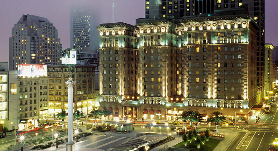 The Westin St Francis San Francisco On Union Square